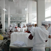 欧盟标准的鲜肉加工厂